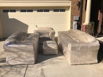 Sofa-Loveseat- Chair-Ottoman in Fort Meade, Maryland