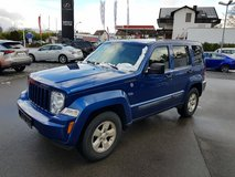 2009 Jeep Liberty 4X4 Sport in Baumholder, GE
