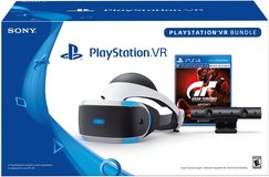 Playstation 4 VR Bundle (Grand Turismo) in Ansbach, Germany