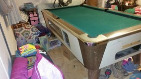 Pool Table. Coin operated. in DeRidder, Louisiana