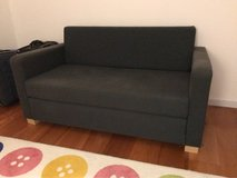 Small IKEA Foldout Bed/Couch in Wiesbaden, GE