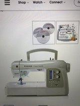 Futura Quartet™ 4-in-1 Embroidery and Sewing Machine in Colorado Springs, Colorado