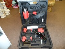 Air Nailer/stapler Set with hard case Cambell Hausfeld in Cherry Point, North Carolina