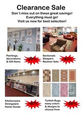 Home Goodies Clearance Sale in Spangdahlem, Germany