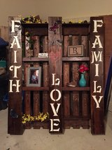wooden hand made crafts in DeRidder, Louisiana