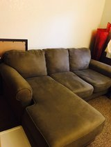 Living room couch and chair in Travis AFB, California