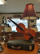 Violin Lamp in Fort Leonard Wood, Missouri