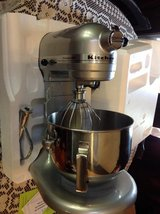 Lowered My Price Silver Kitchenaid Mixer in Dover, Tennessee