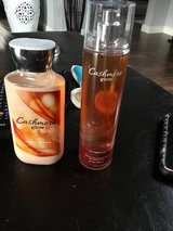 Bath and body Cashmere glow lotion/ spray new in Fairfield, California
