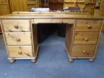 Solid pine desk/dressing table in Lakenheath, UK