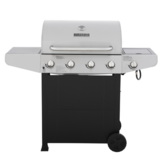 Master Forge 4 Burner Grill w/side burner in Quantico, Virginia