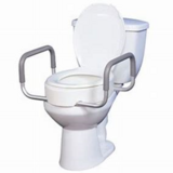 HANDICAP  RAISED TOILET SEAT by MED-LINE in The Woodlands, Texas