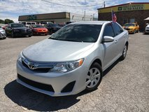 2014 TOYOTA CAMRY LE 4D SEDAN 4-Cyl, 2.5 LITER in Fort Campbell, Kentucky
