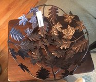 NWT Decorative Metal Bowl in St. Charles, Illinois