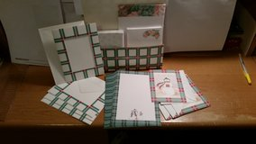 Spring & Winter Stationary & portfolio case, Large Lot, New in Warner Robins, Georgia