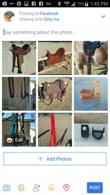 Saddles and Horse tack in Yucca Valley, California