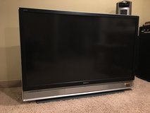Sony Tv  rear projection SXRD HD 1080 in Naperville, Illinois