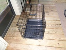 "Double door 24"" Dog Crate in Fort Rucker, Alabama"
