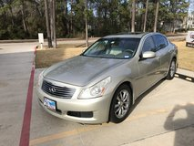 2007 Infiniti G35 Loaded 120K miles Conroe in The Woodlands, Texas