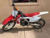 Honda Dirt Bike in Las Cruces, New Mexico