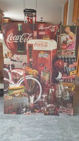 Coca-Cola Puzzle in Fort Belvoir, Virginia