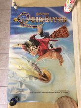 "Harry Potter Poster (""Quidditch""). in Fort Leonard Wood, Missouri"