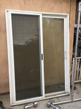 sliding door in Huntington Beach, California