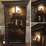 Curio Style Cabinet in Dothan, Alabama
