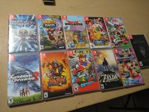 iso Nintendo switch games in 29 Palms, California