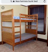 bunk bed with two mattress in Oceanside, California