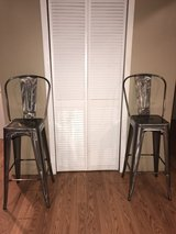 Metal Pub Chairs in Yorkville, Illinois