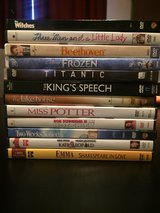 Various DVDs, BluRay in Ramstein, Germany