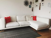 Sectional Couch in Hohenfels, Germany