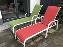 Outdoor Lounge Sun Chairs - Patio in Ramstein, Germany