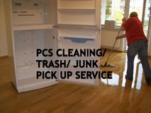 PCS CLEANING&TRASH&JUNK REMOVAL SERVICE in Ramstein, Germany