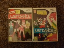 Wii games dance/ exercise x2 £5 for both in Lakenheath, UK