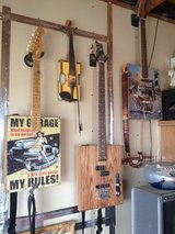 Custom Guitar Cluster in Yucca Valley, California