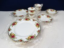 NEW Royal Albert Fine China 20pc Set in Pearland, Texas