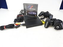 Sony PS2 Slim System with Controllers in Pearland, Texas