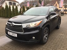 2016 Toyota Highlander XLE V6 AWD *One Owner*Service History* in Spangdahlem, Germany