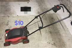 Old 220V Electric Lawn Mower in Baumholder, GE