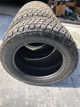 Set of 4 285/55/20 Nitto Terra Grapplers in The Woodlands, Texas