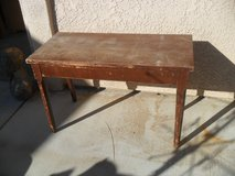 $$  Small Vintage Table  $$ in 29 Palms, California