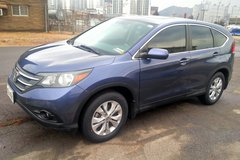 Sell 2013 Honda CR-V EX in Osan AB, South Korea