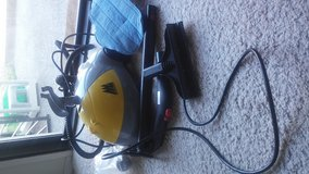 McCullogh steam cleaner / take 50% off OBO in Fairfield, California