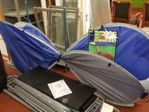 Kidz Cave Pop-up shelter in Fort Knox, Kentucky