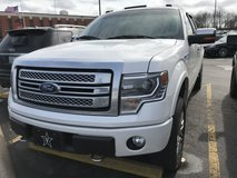 2013 Ford F 150 Platnium in Fort Campbell, Kentucky