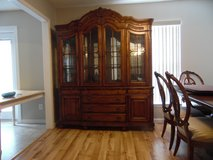 Kincaid dining room set W/ china cabinet(REDUCED military & easter discount @$1599 in Camp Lejeune, North Carolina