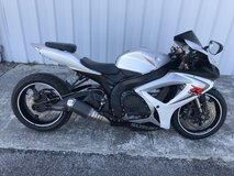 2006 Suzuki GSX-R600 Stretched and lowered in Wilmington, North Carolina