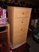 Small Five Drawer Chest in Fort Riley, Kansas